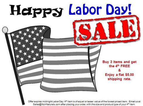 Don't forget about our Labor Day Sale!