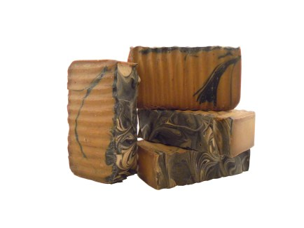 Frankinscence & myrrh soap