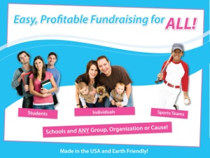 Fundraising homepage pic