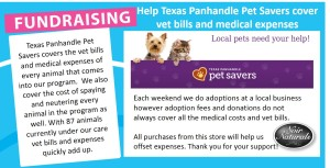 Texas Panhandle Pet Savers